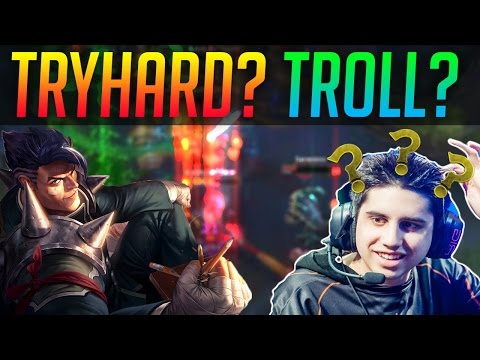 Dyrus - The Mechanical Duo ft.IWDominate
