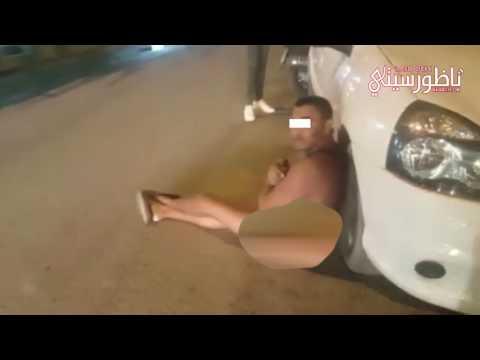 شخص يتجول عارياً وسط مدينة الناظور..والوقاية المدنية ترفض التدخل