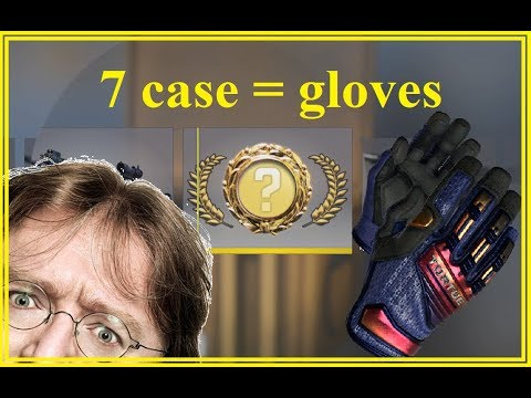 CS:GO Specialist Gloves Fade Unboxing