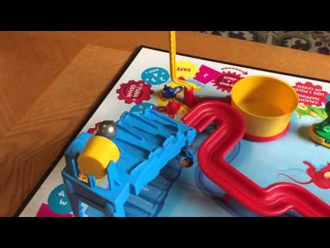 Mouse Trap Game In Slow Motion 19 -seconds