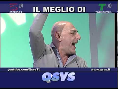 QSVS - I GOL DI LAZIO - INTER 1-0  - TELELOMBARDIA / TOP CALCIO 24