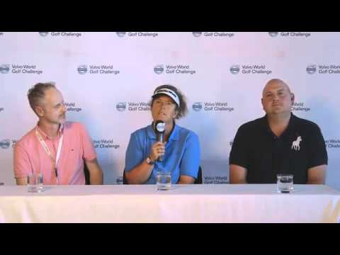 Round up of Practice Day of the Volvo World Golf Challenge Final