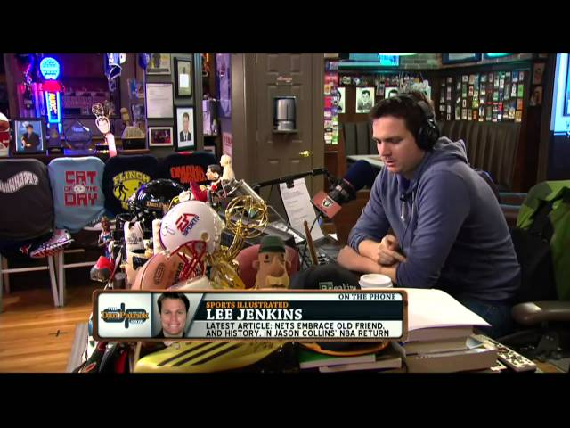 Lee Jenkins on the Dan Patrick Show (Full Interview) 2/24/14