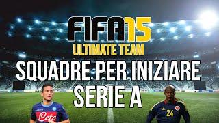 Fifa 15 Squadre Per Iniziare Cheap Serie A Fifa 15