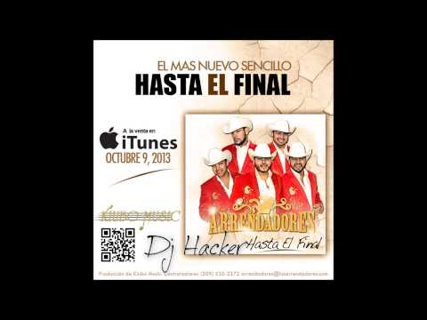 Hasta El Final Arrendadores (Single 2013)
