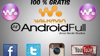 [App] Walkman Music [Estilo Xperia] [ANDROID FULL]