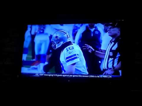 Dallas cowboys melt down 13-14
