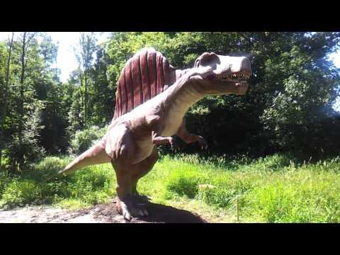 Dinoparkas - Dinozaurai, Radailiai 2013-06-22