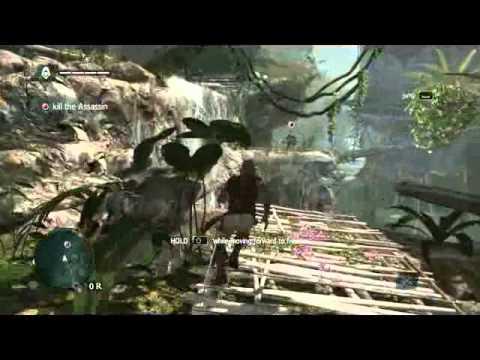 Cùng chơi Assassin's Creed IV: Black Flag #1 - Làm cướp biển