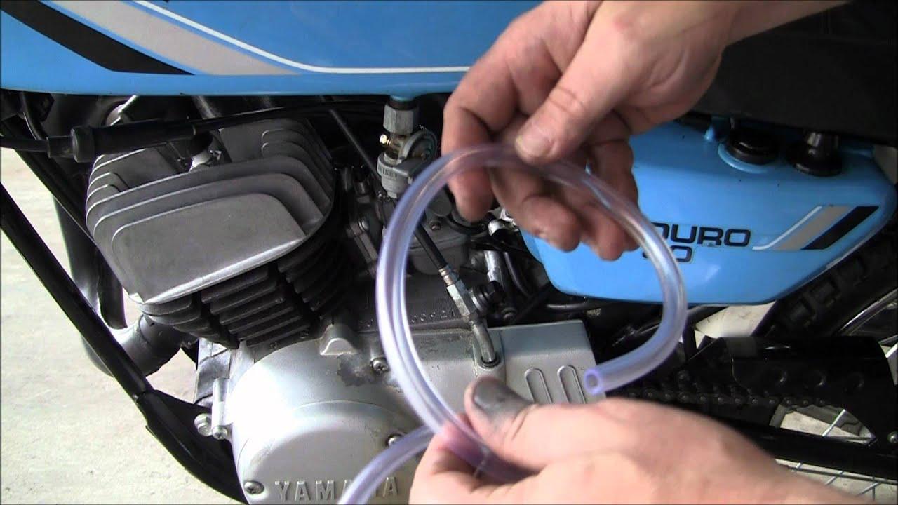 Yamaha Dt  Air Filter