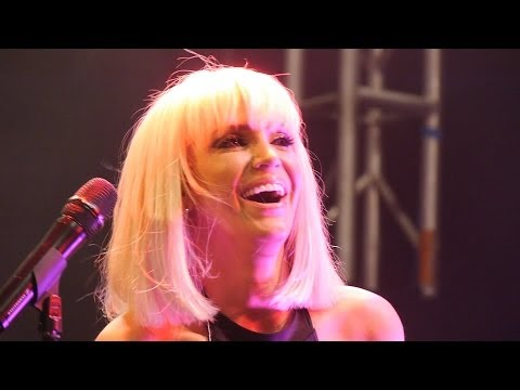 Sarah Harding - [Full HD] L.O.V.E Showcase - O2 Academy Islington - 26 Mar 14