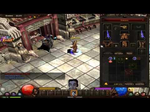 Mu Online: Dicas - Set Lucky entenda como funciona - Skills do DK