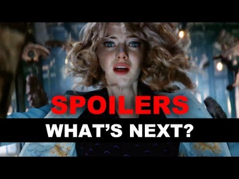 The Amazing Spider-Man 2 Spoilers! The Amazing Spider-Man 3 Thoughts! - Beyond The Trailer