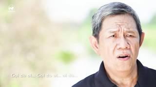 Hát mãi ước mơ | MV Gọi đò - Chú Lý Văn Phước