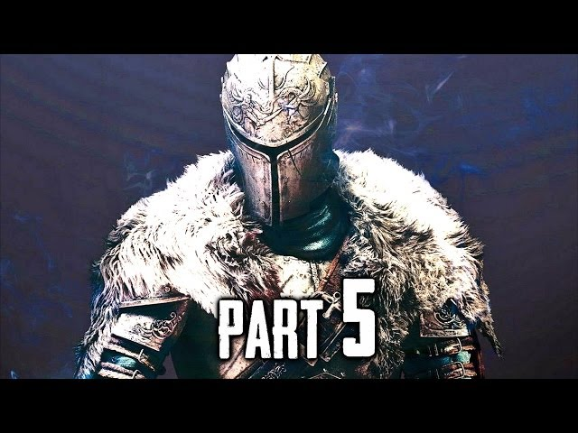 Dark Souls 2 Gameplay Walkthrough Part 5 - Dragonrider & Old Dragonslayer Bosses (DS2)