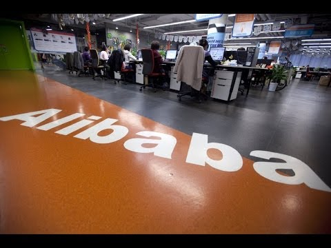 Anticipation ahead of Alibaba's U.S. IPO filing next week