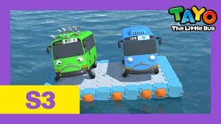 Somebody Help Us l Tayo in danger! l Popular Episode l Tayo the Little Bus l S3 #25