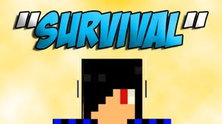 """Video ♪ """"Survival"""" A Minecraft Song Parody Of Journey's """"Don't"""