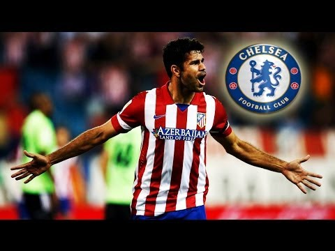 Diego Costa - Welcome to Chelsea | Awesome Goals Show 2014 ||HD||
