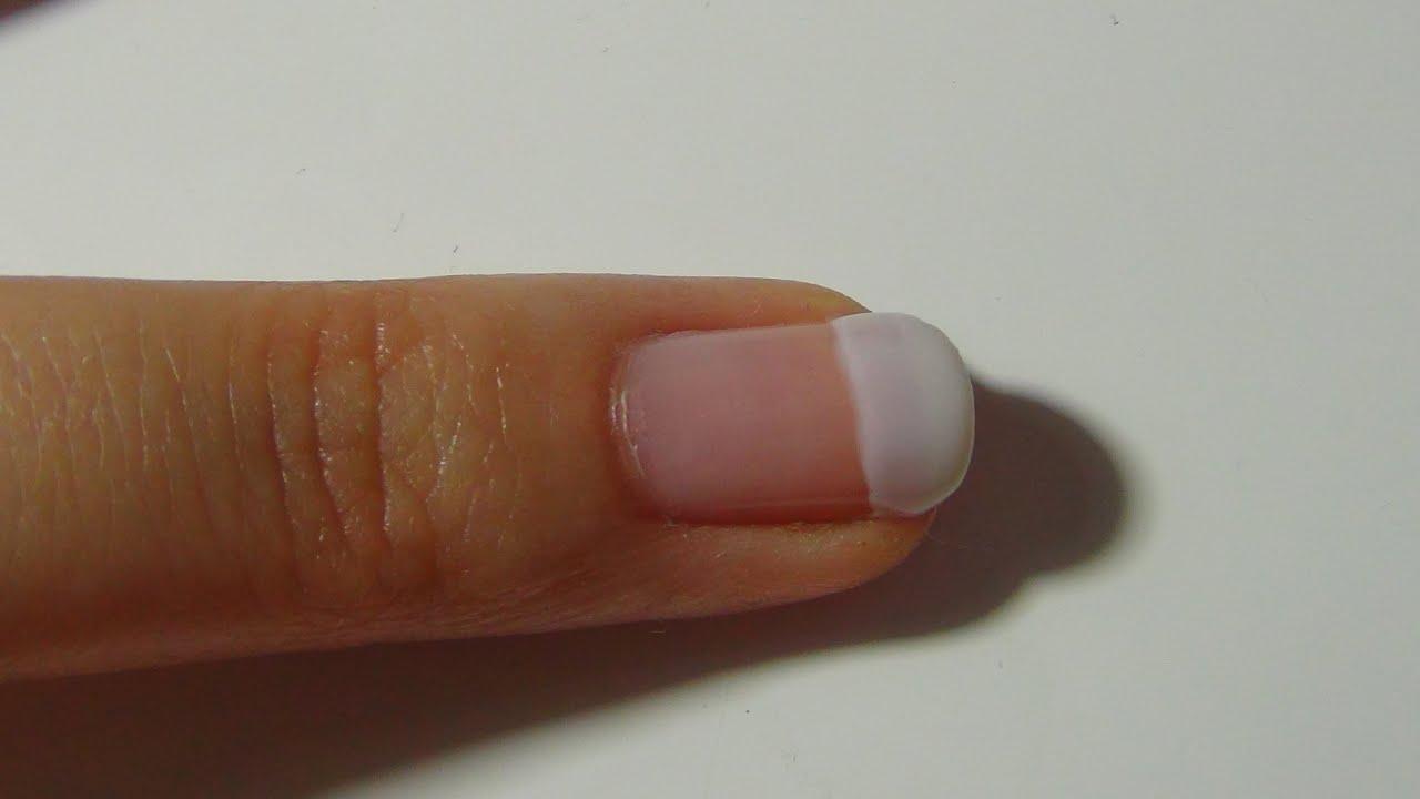 nail art n 4 comment faire une french manucure pour d butantes tr s tr s facile youtube. Black Bedroom Furniture Sets. Home Design Ideas