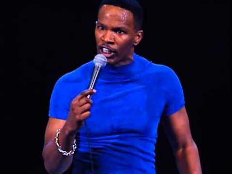 Jamie Foxx - Sugar To Shit (Stand Up Comedy) Pt. 5