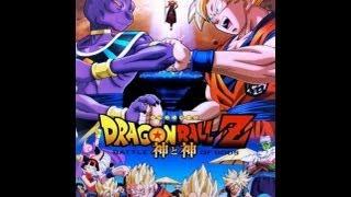 Dragon Ball Z La Pelicula 2013 La Batalla De Los Dioses