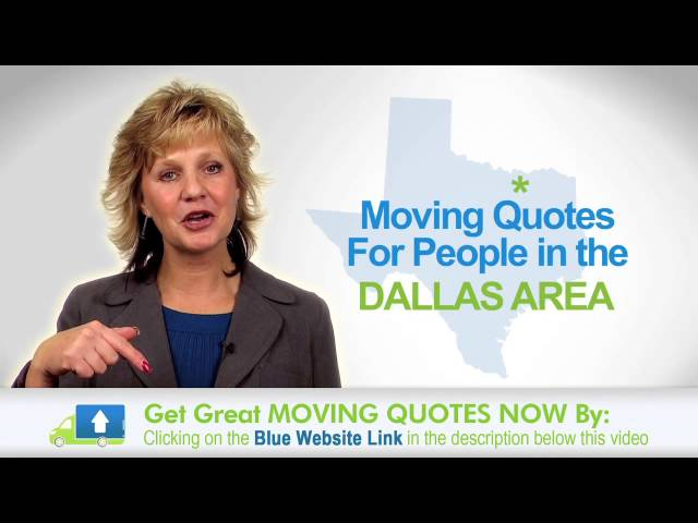 Moving Company - Movers - Plano Texas - www.TheMovingHelper.com