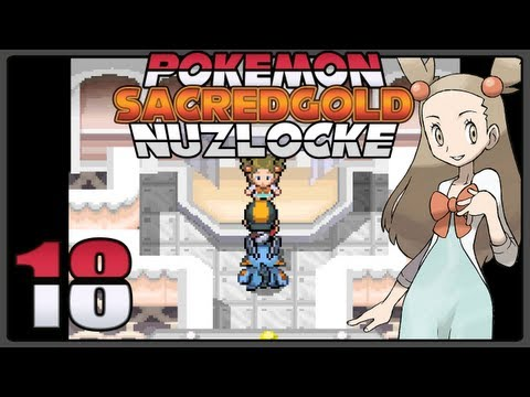 Pokémon Sacred Gold Nuzlocke Episode 18 | Olivine City Gym