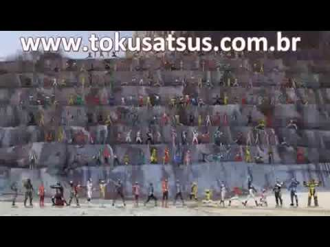 Gokaiger Goseiger - Super Sentai 199 Hero Grand Battle MP4 [www.tokusatsus.com.br].wmv