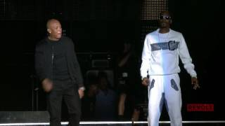 Insider Access | Diddy unites with Snoop and Dr. Dre onstage in L.A.