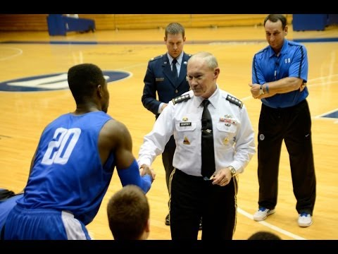 "General Dempsey: ""Honor & Compete"" #DukeElevate"