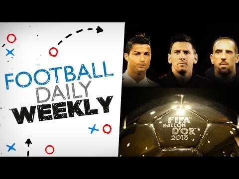 MESSI v RIBERY v RONALDO | Who should win the FIFA Ballon d'Or 2013?