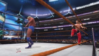 WWE 2K14 Finishers