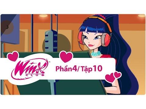 Winx Club - Phần 4 Tập 10 - Bài hát của Musa - [trọn bộ]