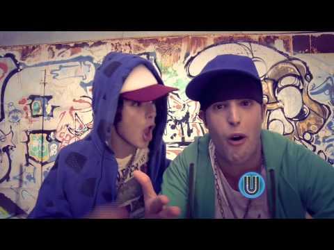 The U-mix Show, Rap de Piadas com Xabiani Ponce de León