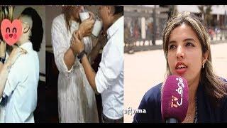 الشارع المغربي يستنكر واقعة فتاتي وجدة..حنا مسلمين و مكنقبلوش هاذشي | نسولو الناس