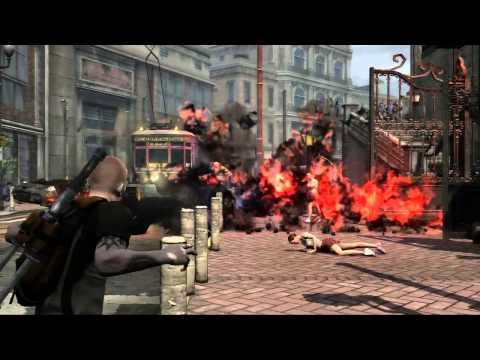 Геймплей видео Infamous 2