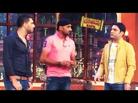 Yuvraj Singh & Harbhajan Singh on Comedy Nights with Kapil 14th June 2014 FULL EPISODE