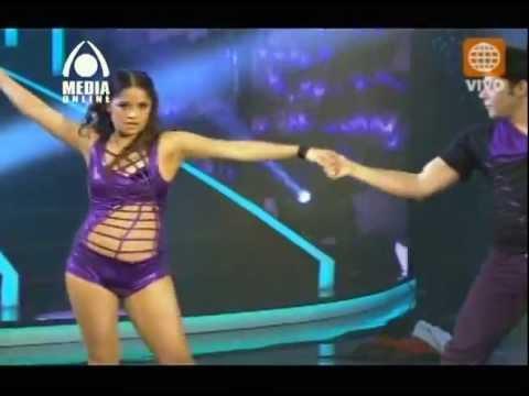 Areliz Benel, El Gran Show, primera fecha - YouTube