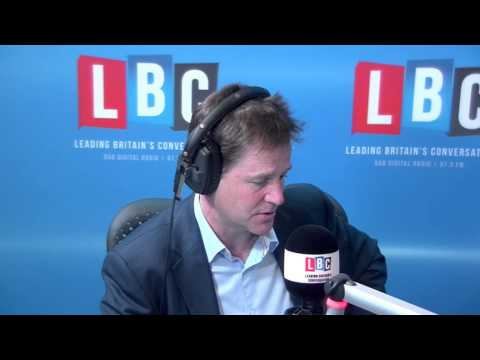 Nick Clegg On Vince Cable