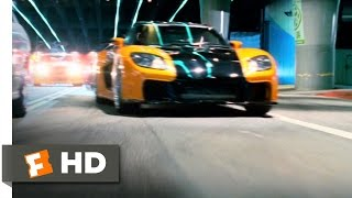 The Fast And The Furious: Tokyo Drift (5/12) Movie CLIP