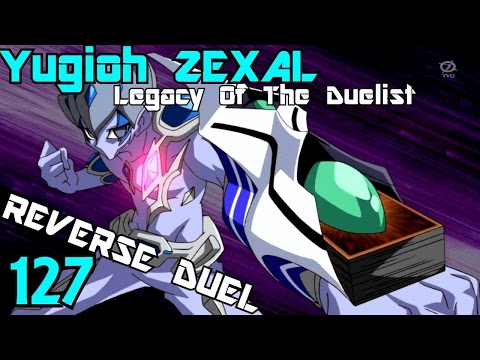 Yu-Gi-Oh Zexal Legacy of the Duelist | Episode 127 Dumon Vs Shark