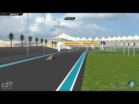 GP2 Series 2014 @ Abu Dhabi
