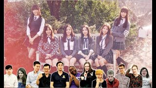 Classical Musicians React: GFRIEND 'Rough' vs 'Navillera'