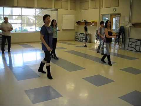 Wake Me Up And Stay - line dance (dance & walk through)