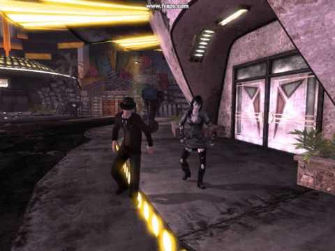 "Fallout New Vegas: Мод ""Just Dance"" (Видео)"
