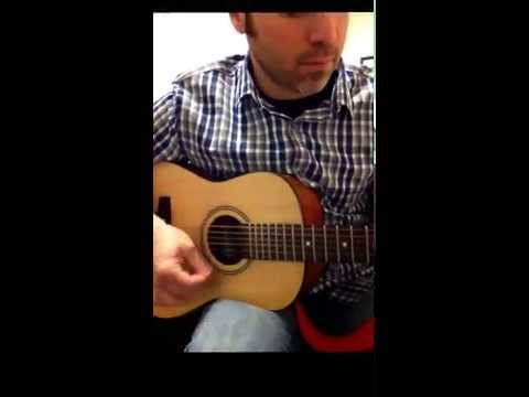 Lucas Lawson, your grace is enough, strumming tutorial