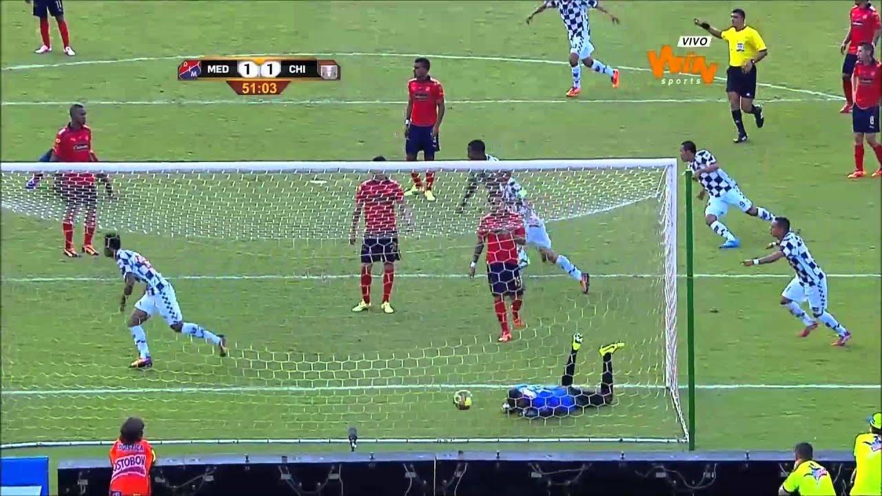 Dep.Independiente Medellin 2-1 Boyaca Chico