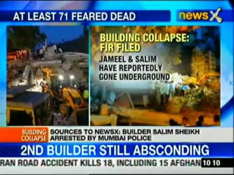 Thane building collapse: Death toll rises to 71