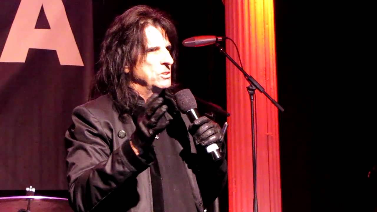 alice cooper talking about frank zappa youtube. Black Bedroom Furniture Sets. Home Design Ideas